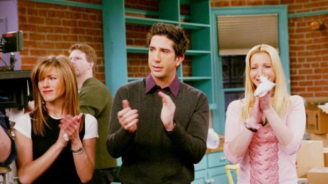 Friends Sevenlerin İçini Isıtacak Kameralar Arkasından 10 Fotoğraf
