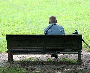 older-man-on-bench