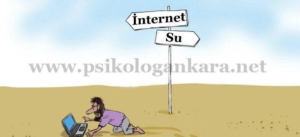 , Her On Gençten Biri İnternet ve Bilgisayar Bağımlısı