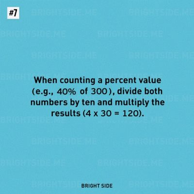 , İnsanları Etkileyebileceğiniz 6 Matematik Hilesi